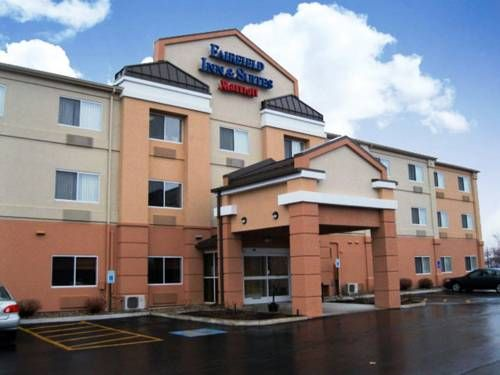 fairfield inn suites by marriott toledo maumee maumee ohio this rh pinterest com