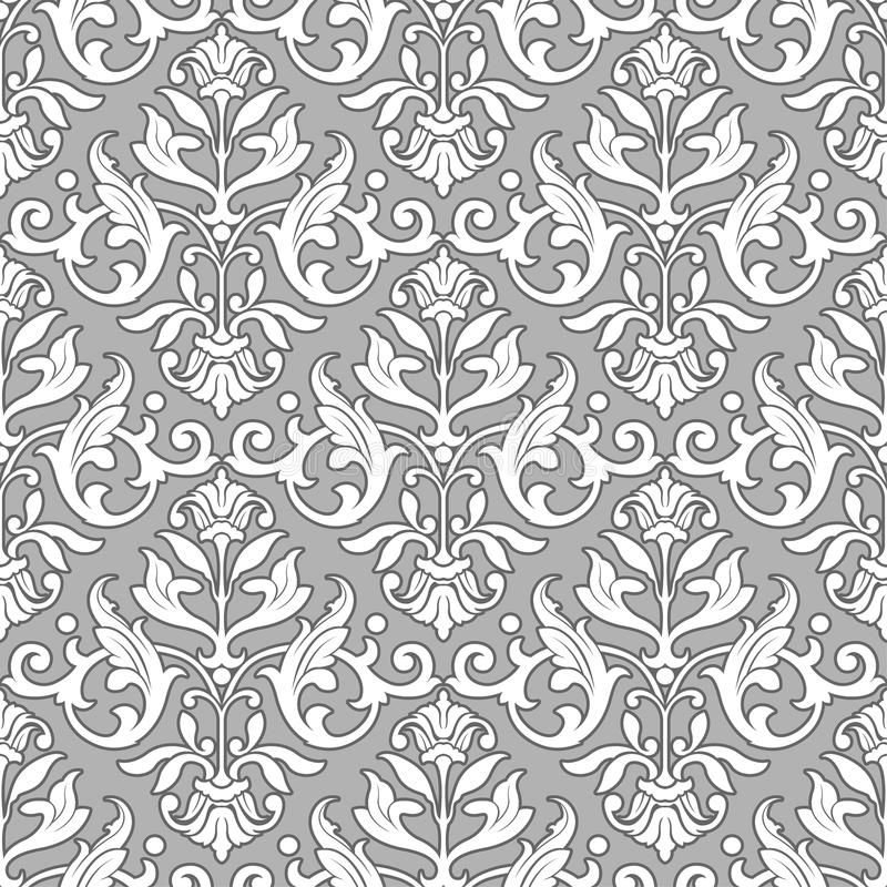 Seamless Classic Pattern Classic Floral Wallpaper Pattern
