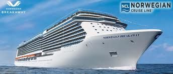 Book ANY Stateroom on a 7+ Night Cruise on the Breakaway With Your American Express Card and You Will Receive $75 in Free Onboard Credit! Click the Ship to See Where the Breakaway is Sailing to!  Offer Expires 12/31/12