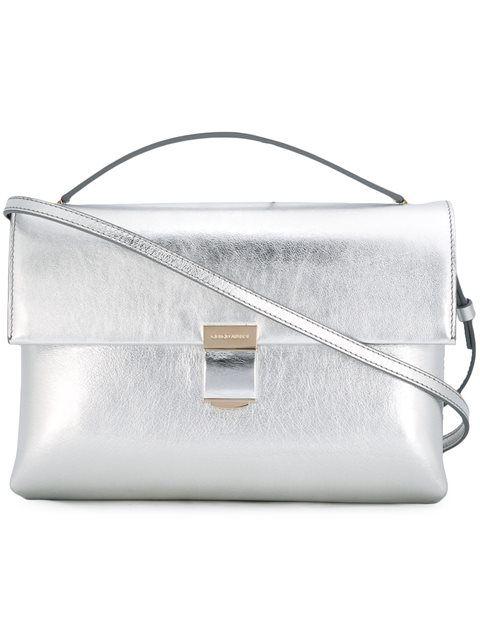 5e5292f0cc3 GIORGIO ARMANI Metallic Crossbody Bag.  giorgioarmani  bags ...
