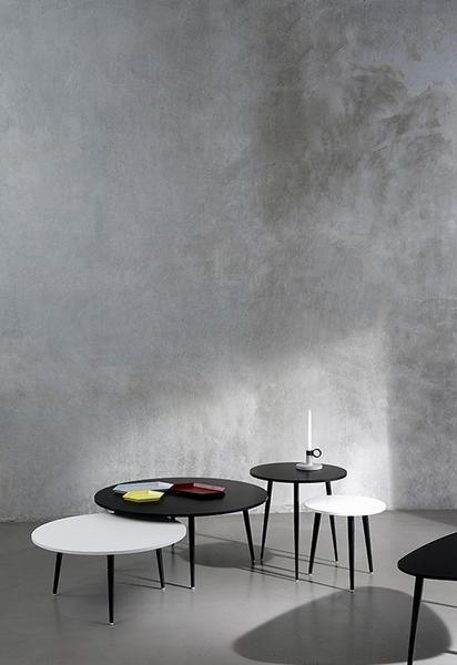 Soho Round Pedestal Table Small Table Pedestal Coffee Table