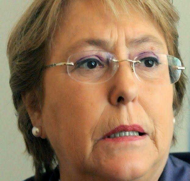 Corporación 11 de Septiembre: Terremoto Grado Bachelet,  por Hermógenes Pérez de...