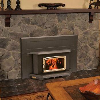 summit insert the summit high efficiency fireplace insert heats rh pinterest com