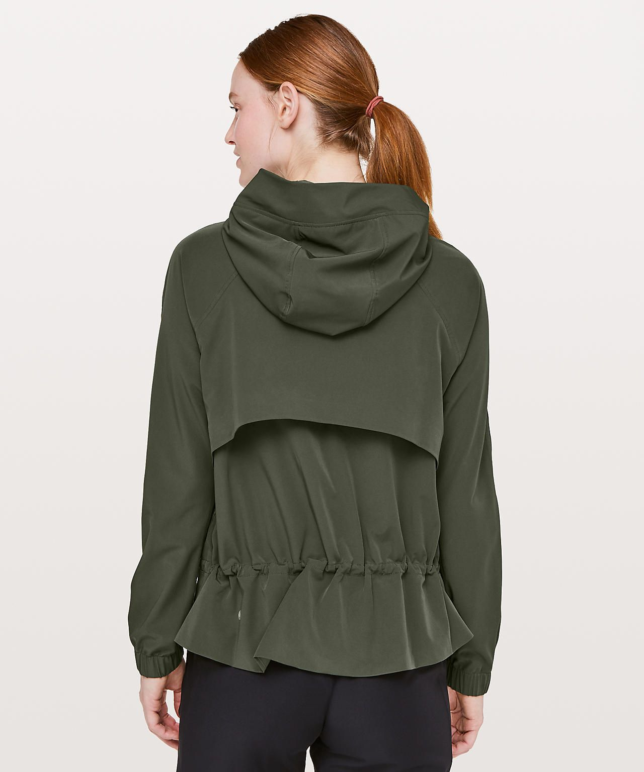 ac40c973505 Lululemon Pack It Up Jacket | Workout Gear | Outerwear jackets ...