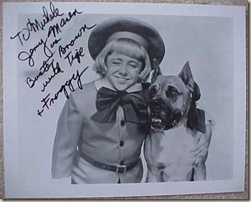 Buster Brown And His Dog Tige Brown Dog American Pitbull