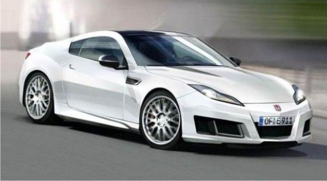 2019 honda prelude is emphatically shown to be a standout amongst rh pinterest com