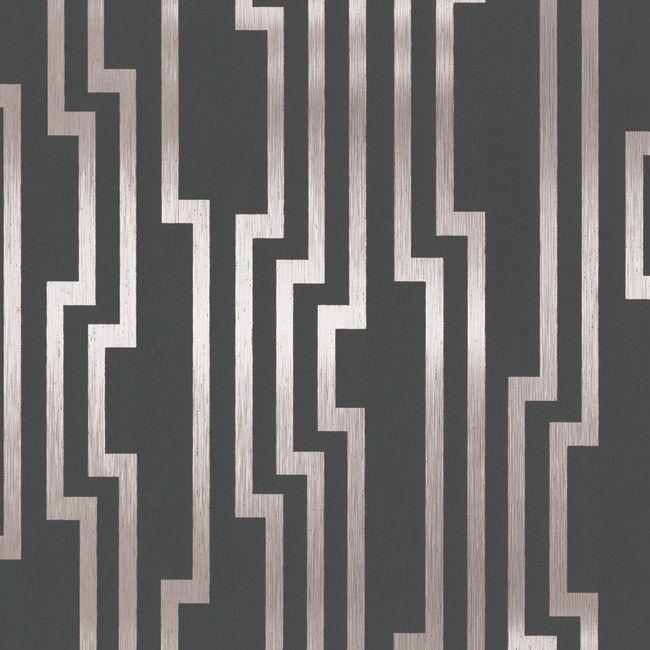 York DE8818 Candice Olson Shimmering Details Velocity Wallpaper