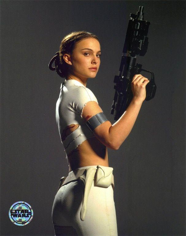 Star wars padme amidala sex think, that