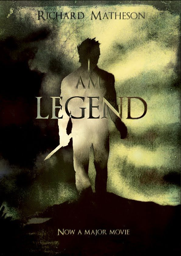 I am Legend by Richard Matheson  Now a Major movie that is nothing like the book........