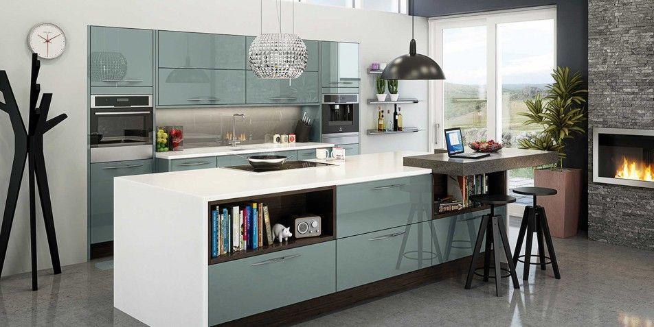 kitchen beautiful astral blue kitchen cabinet design plus a rh pinterest com