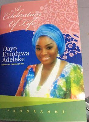 Photos from the funeral of murdered bride-to-be Dayo Adeleke https://t.co/xGBAKvSp3q https://t.co/4bHlJfidBI