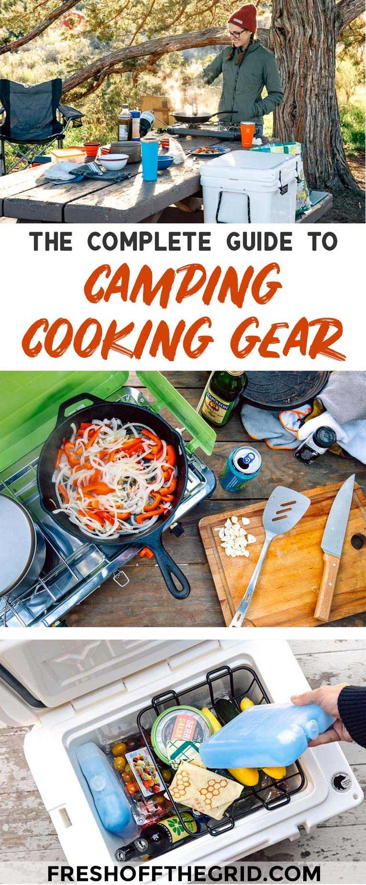 Photo of Camping Cooking Gear Guide – Build the Ultimate Camp Kitchen