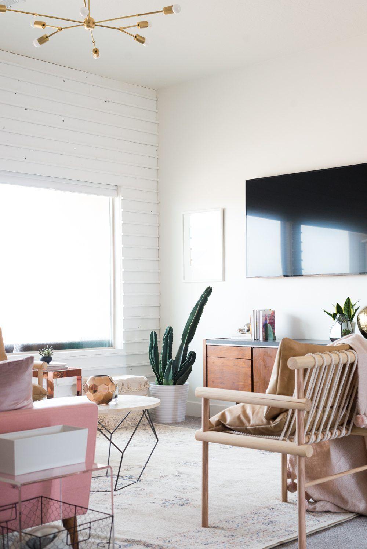 Aspynu0027s Living Room Makeover Reveal u2022 Vintage