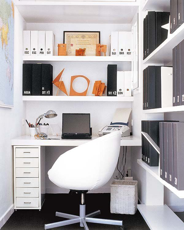 39 cool storage idea for a home office home office ideas home rh pinterest com
