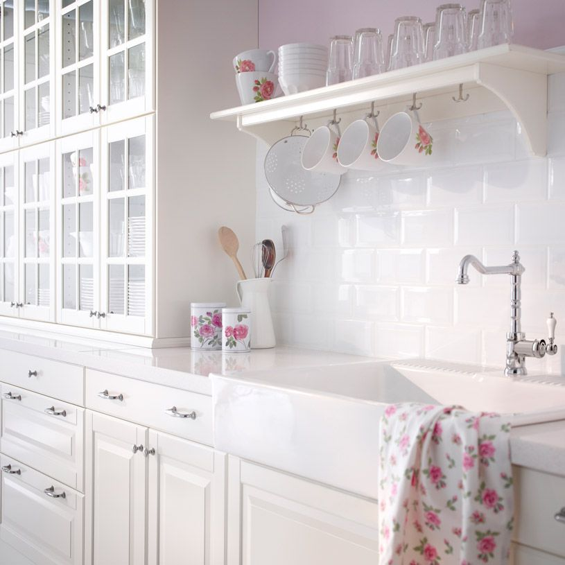 faktum kitchen with liding off white doors drawers glass doors and rh pinterest com