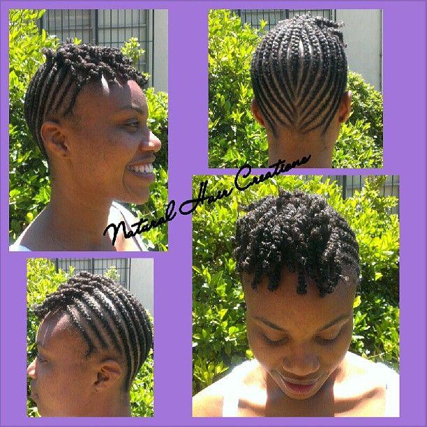 Photo by naturalhaircreations cornrows twa short hair updo my photo by naturalhaircreations cornrows twa short hair updo pmusecretfo Image collections