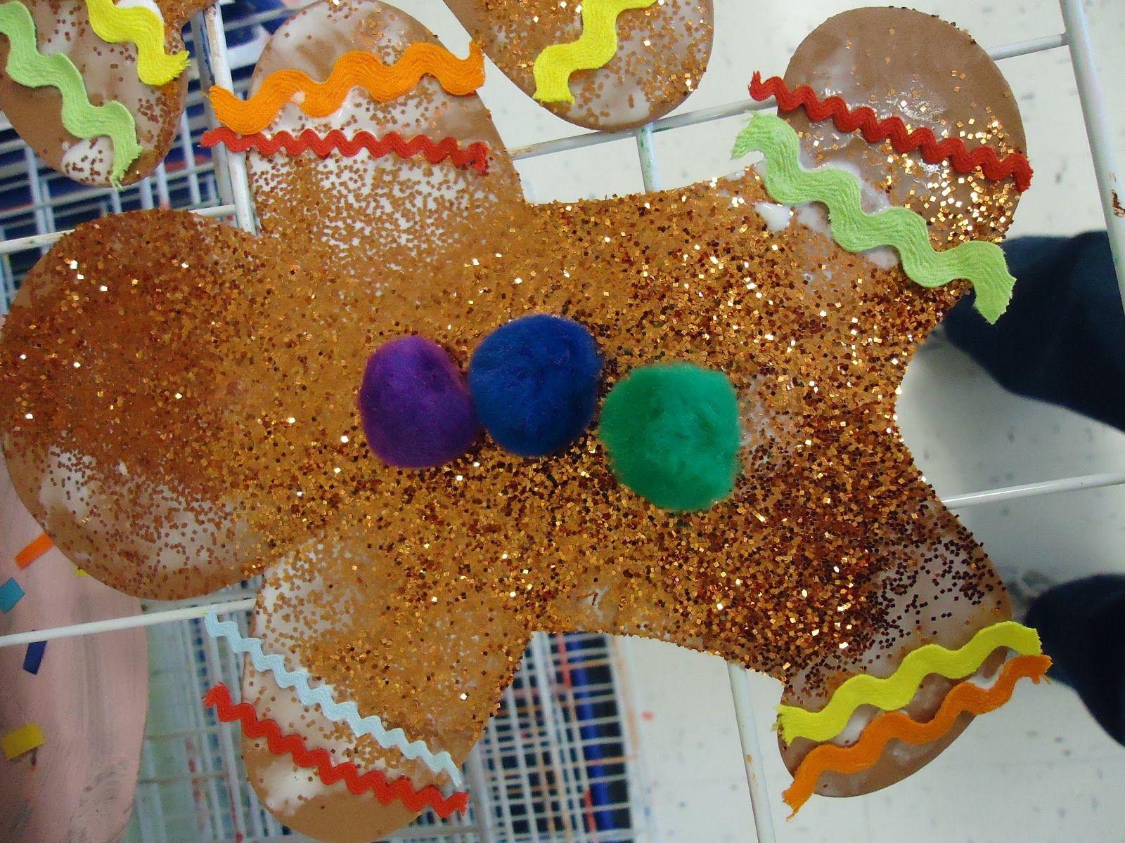 Trinity Preschool Mount Prospect Gingerbread Ornaments