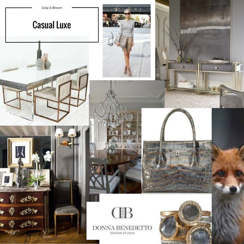 casual luxe inspiration board for a new clients family room love rh pinterest com
