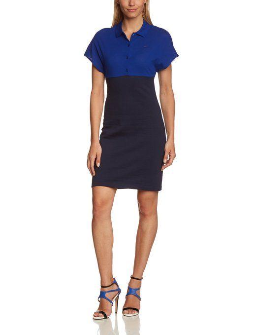14efe41a35273 Lacoste Women Dress  Amazon.co.uk  Clothing Lacoste