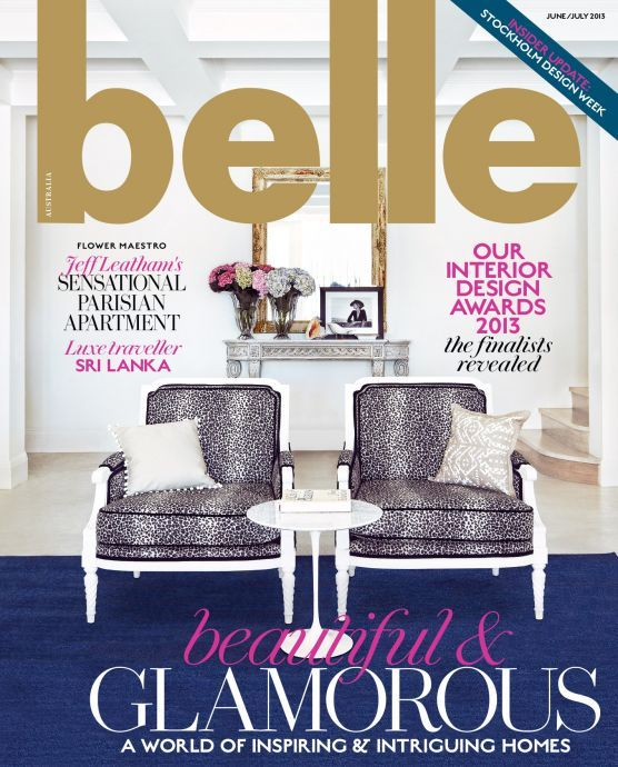 Belle And June Home Decor Awesome Junejuly 2013  Belle Magazine Covers  Pinterest  Belle Magazine Review