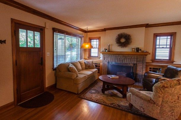 A 1920s Bungalow For Sale In Spokane Hooked On Houses
