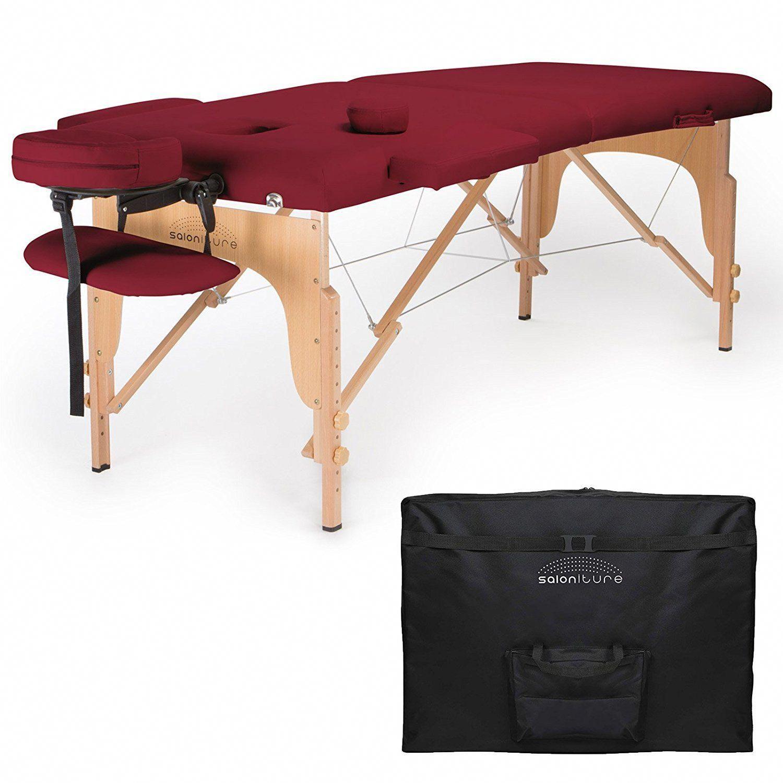 saloniture professional portable folding massage table rh pinterest com