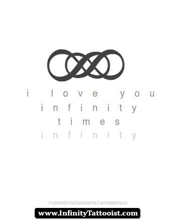 What Does A Double Infinity Tattoo Mean 17 Http