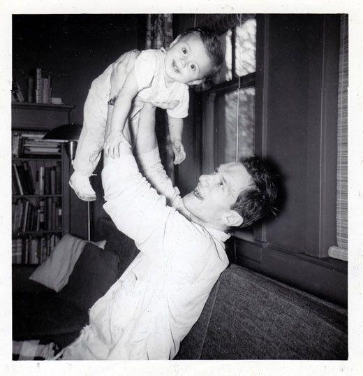 Millie Williams Hefner   Hugh Hefner with his daughter ...