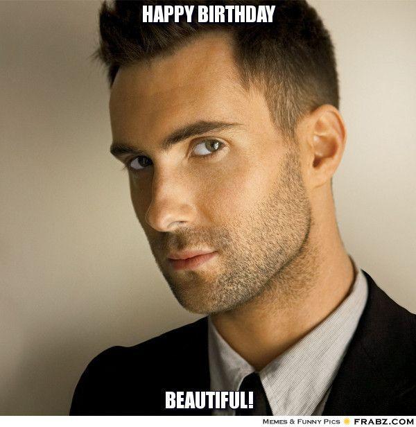 Happy Birthday To Me For The Love Of Adam Levine Pinterest - Adam levine birthday cake