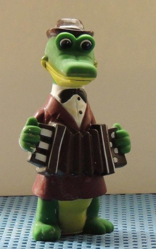 Гипсовая раскраска Крокодил Гена и Чебурашка | Раскраски ...