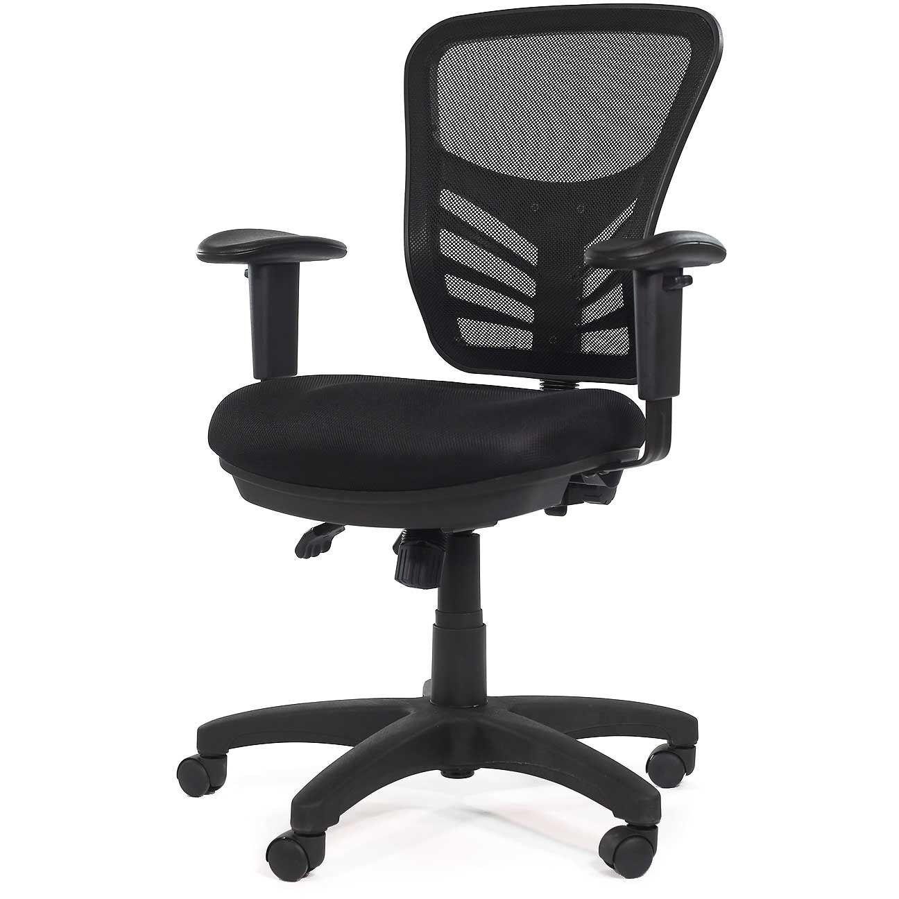 ergonomic mid back multyfuntion task computer chair with mesh back rh za pinterest com
