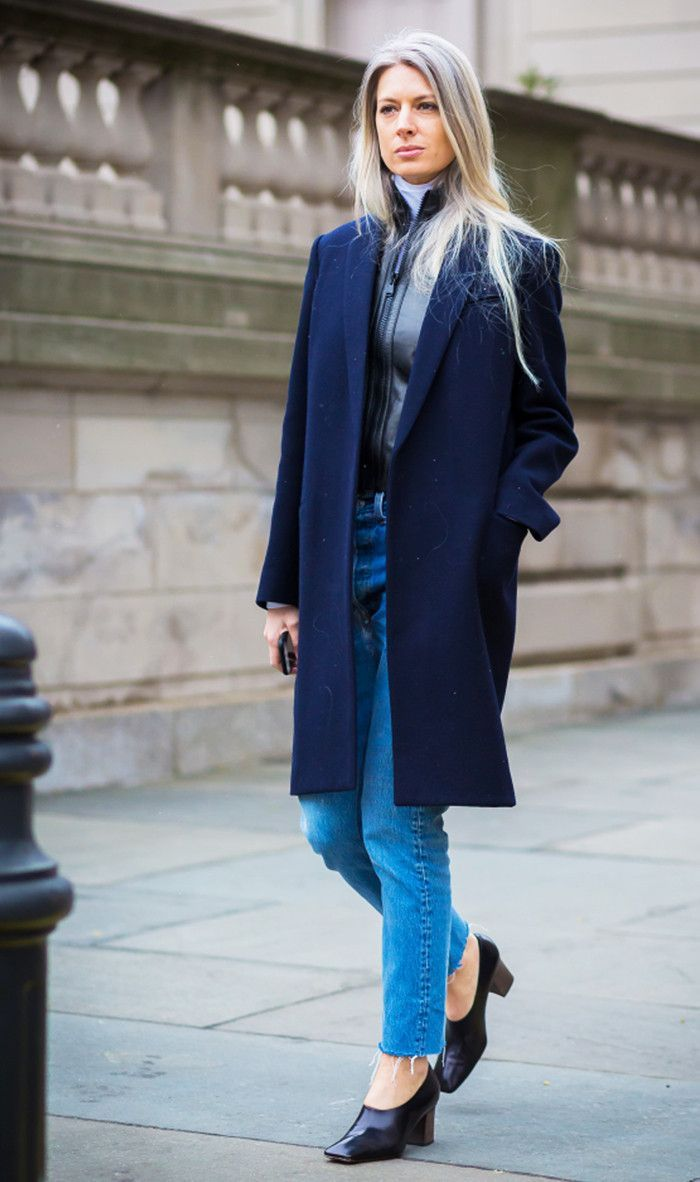7 Easy Winter Outfit Ideas You Can Wear to Work | Street ...