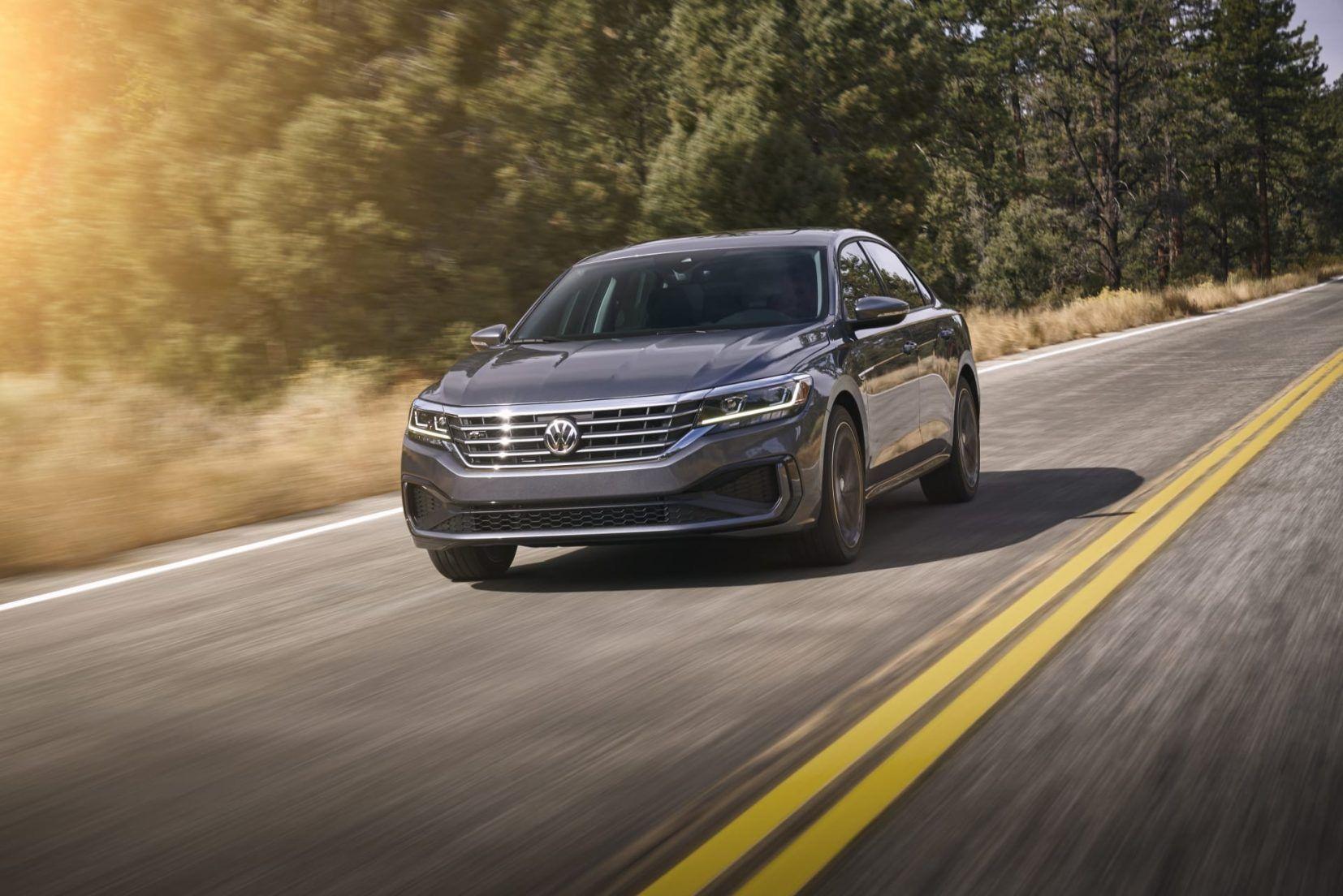 2020 Volkswagen Passat Review Design Engine Features And Photos Dengan Gambar