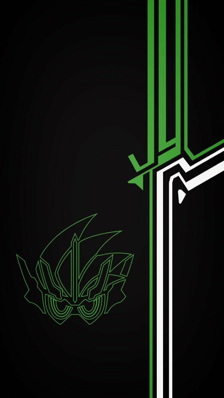 Pin Oleh 크로 네 Di Game Rider Logo Seni Gambar