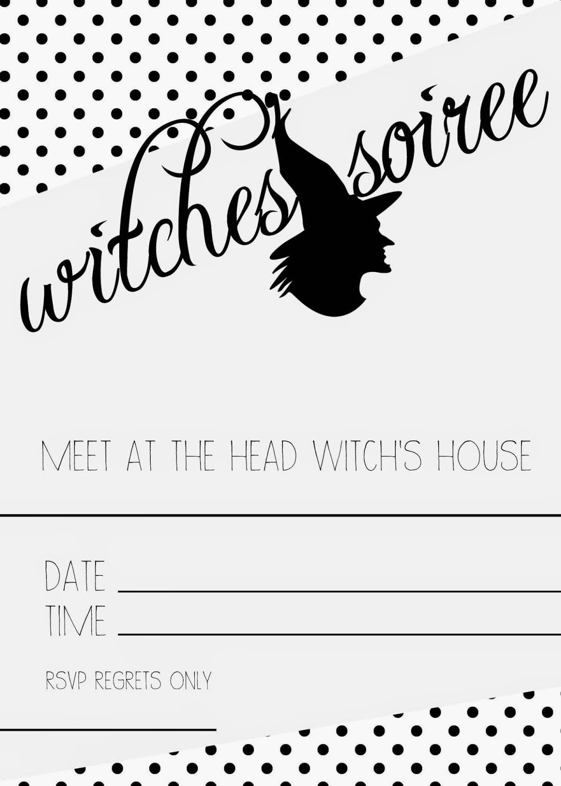 witches soiree crafty 2 the core diy galore halloween rh pinterest com