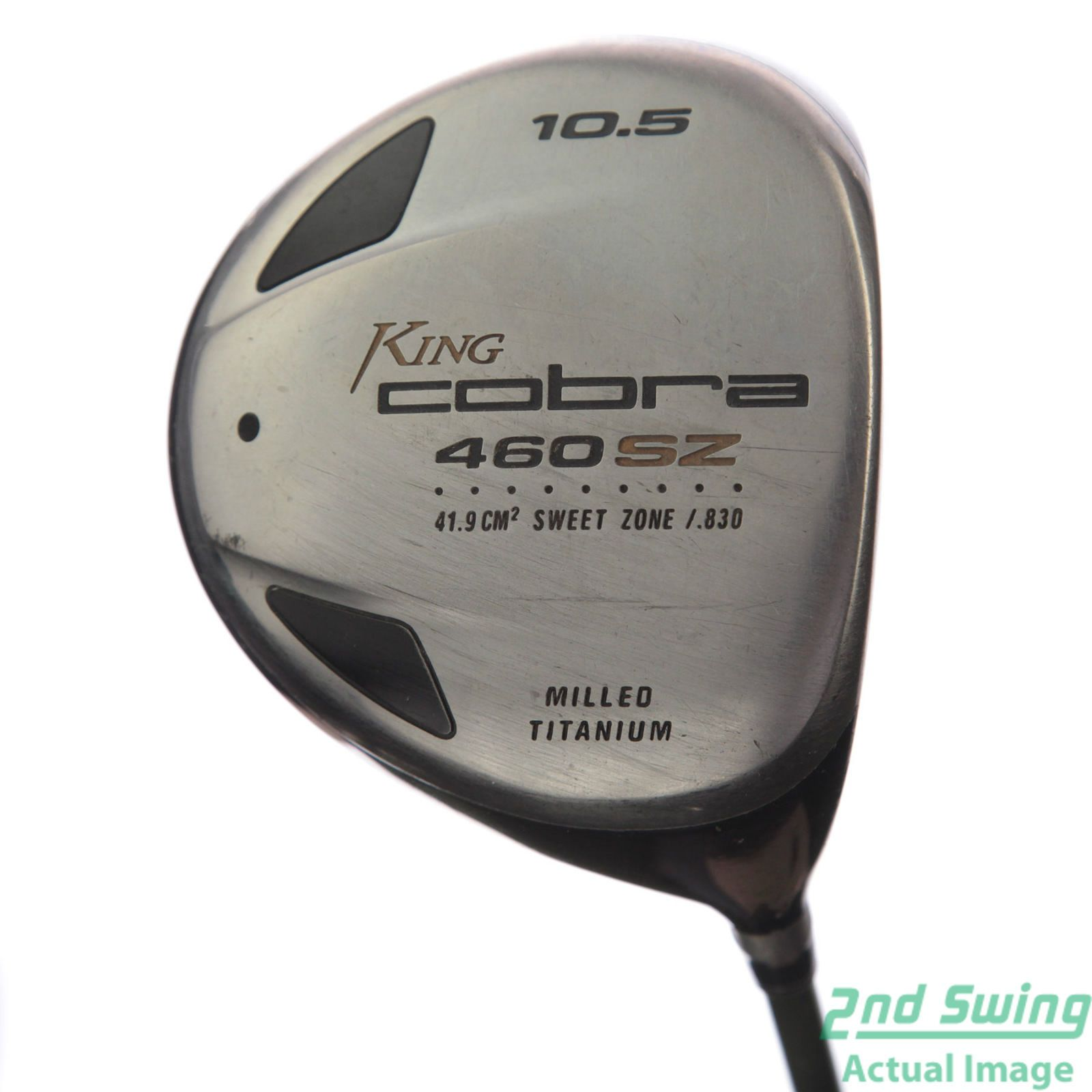 Right Hand King Cobra 460 Sz 10 5 176 Driver Regular Graphite