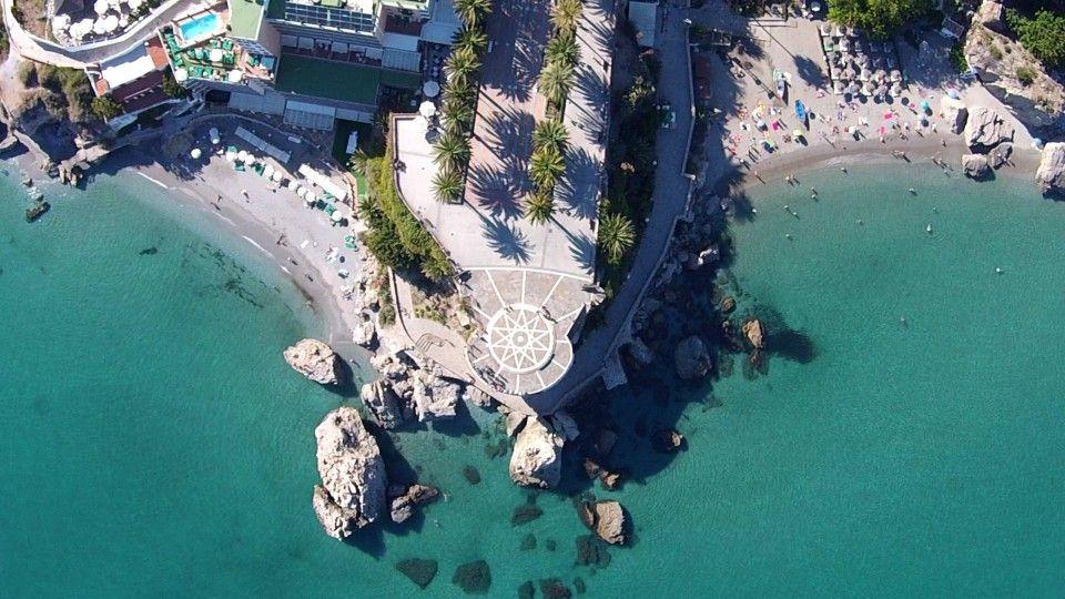 Balcony Of Europe Balcon De Europa Nerja Costa Del Places To