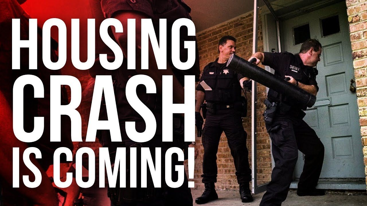 Housing crash is coming stay away from real estate bubble