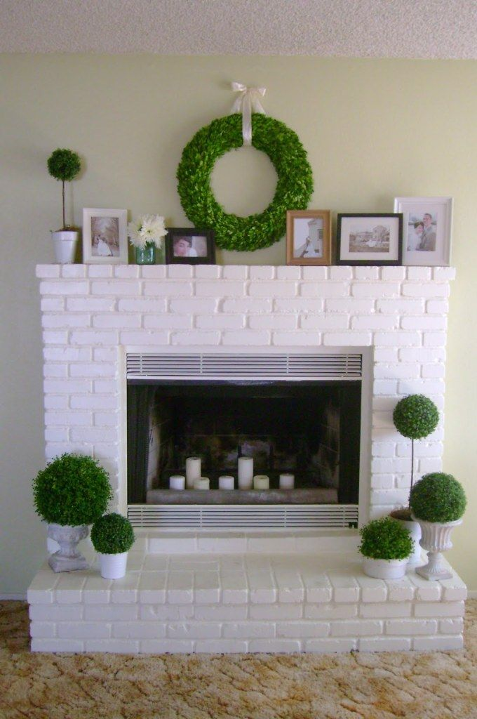 10 fireplace before and after diy projects easter pinterest rh pinterest com