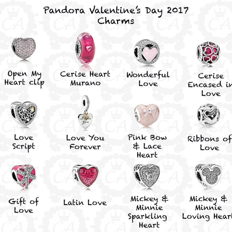 pandora valentines day 2017 collection debut - Pandora Valentines Day Ring