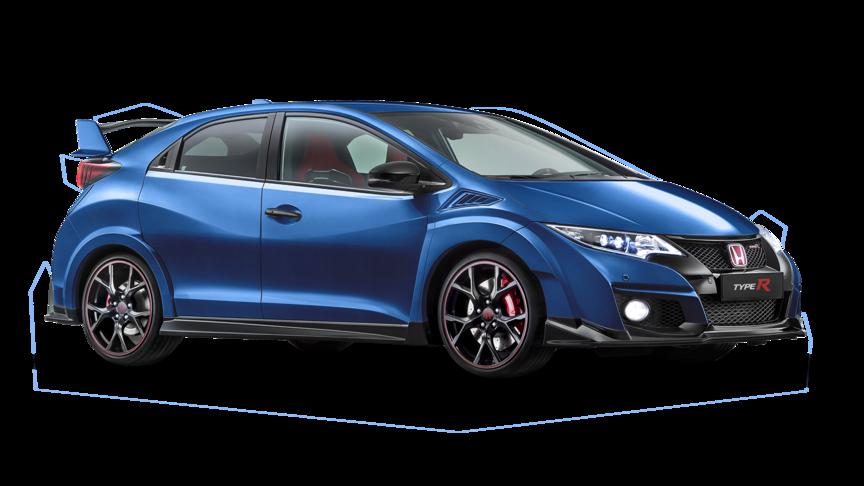 Honda Civic Type R 2015 Blue Google Search Honda Civic Type R Honda Civic Honda