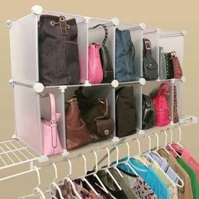 30 Smart Storage Ideas To Improve Closet Organization And Maximize Small  Spaces