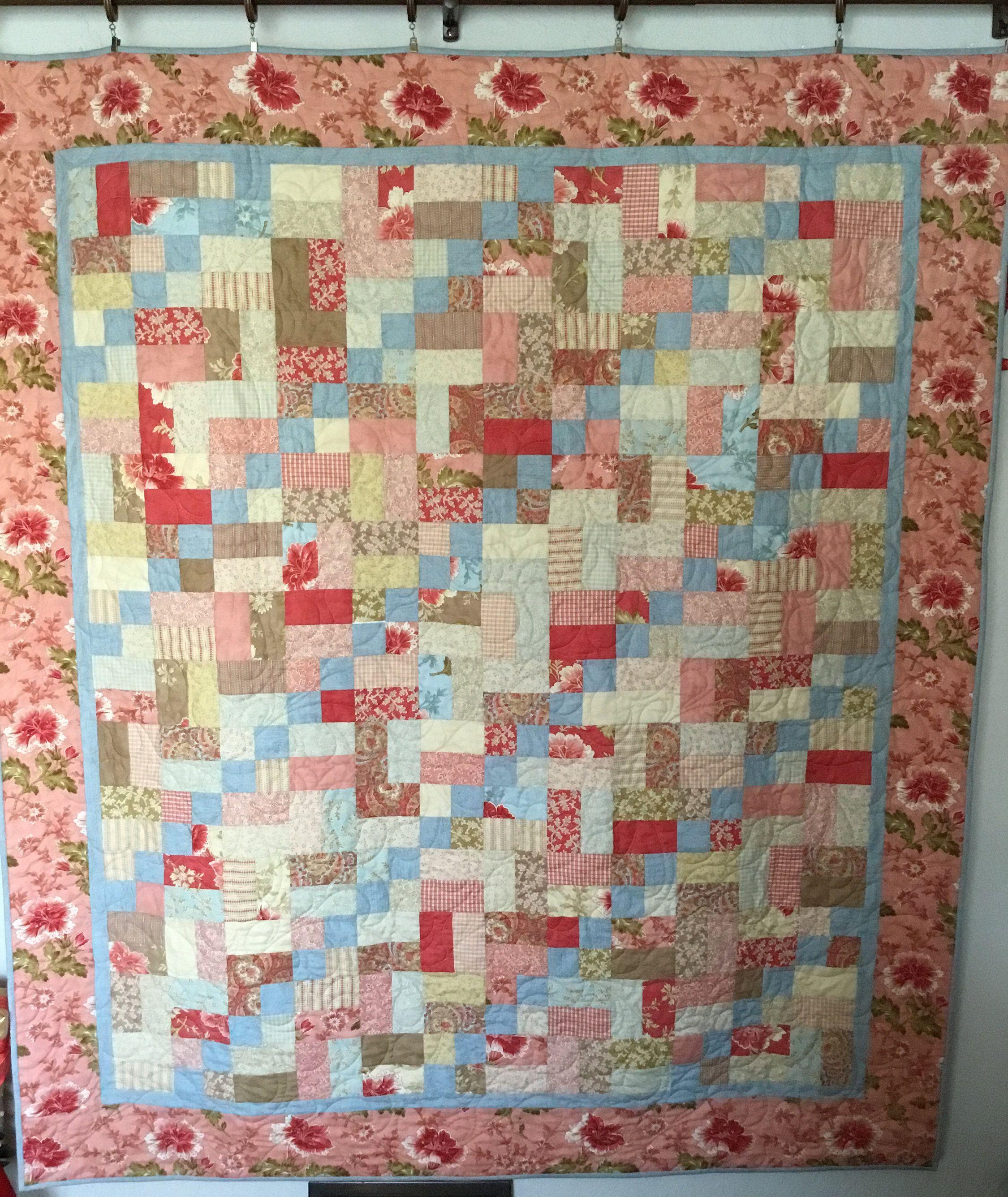 Subtle Floral Delight Quilt, Quilts for Sale, Handmade Quilts ... : floral quilts for sale - Adamdwight.com