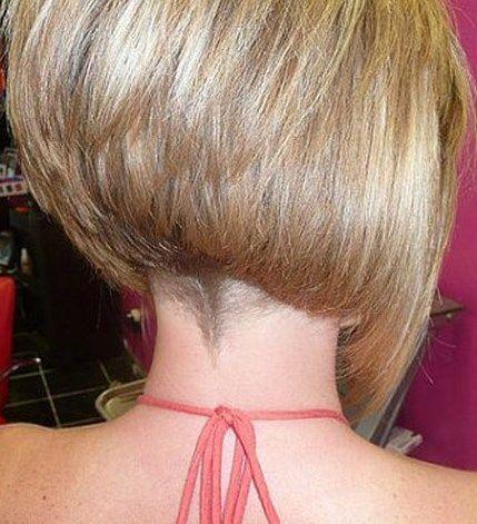 Bob Frisuren Kurz Hinten Es Gibt Zahlreiche Gründe Ihr Haar Sollte
