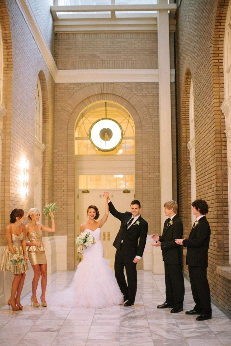 intimate wedding packages atlantga%0A Atlanta New Year u    s Eve Wedding Shoot at Georgian Terrace Hotel