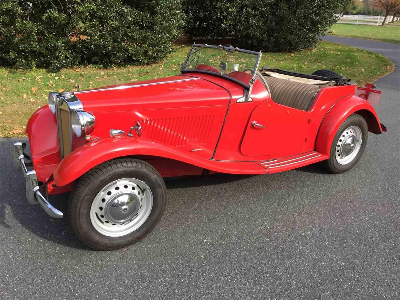 New Car. Old Car: 1953 MG TD   https://newcaroldcar.blogspot.com.eg ...