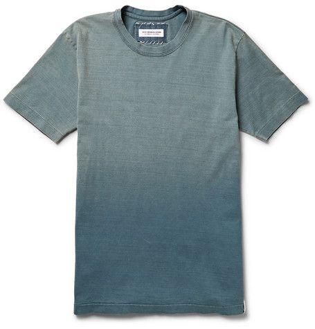 Ron Herman Potassium-Washed Cotton-Jersey T-Shirt | MR PORTER