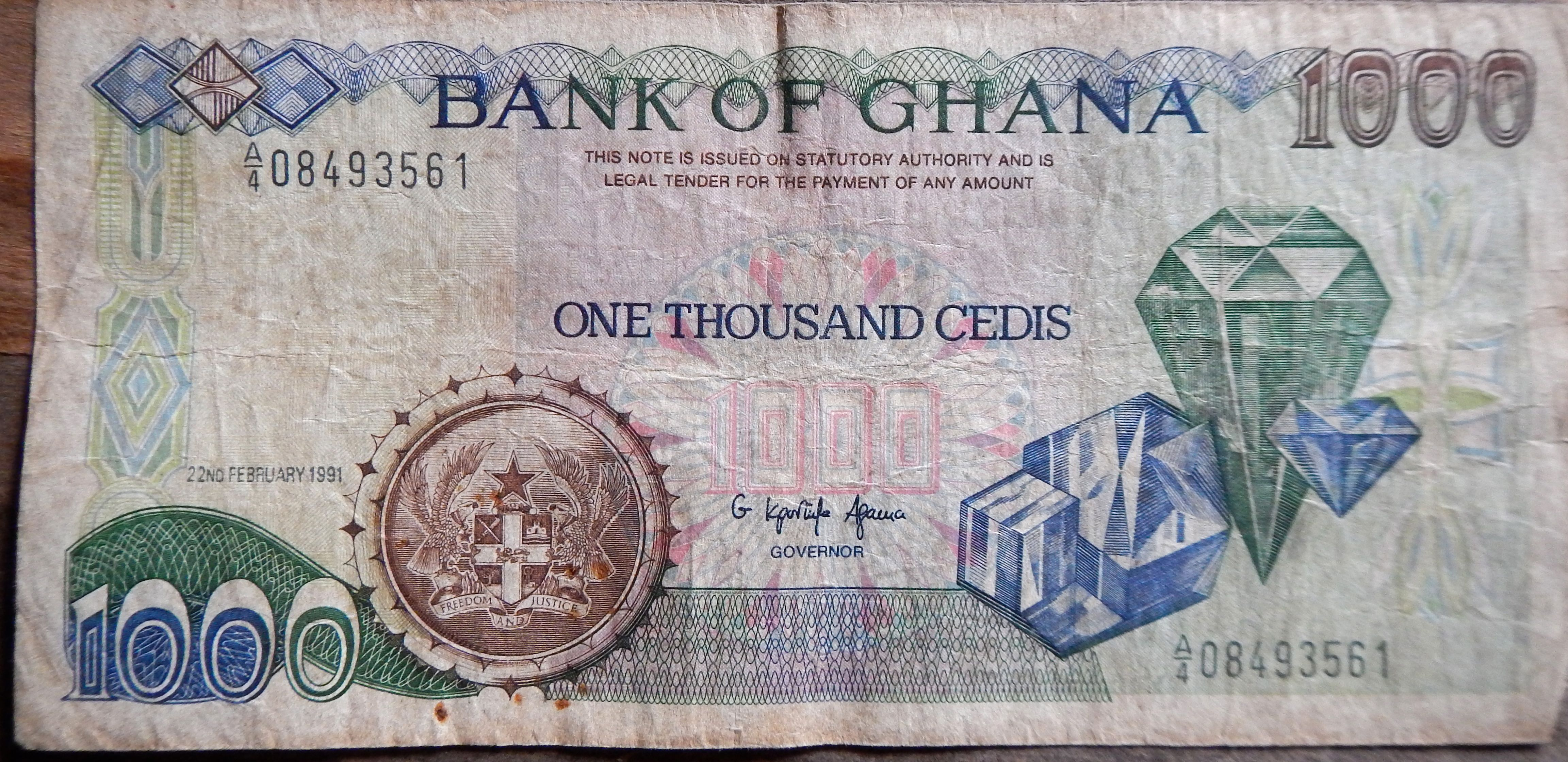 Bank Of Ghana Image By Teri Thomas On Gcc Share Legal Tender Book Cover