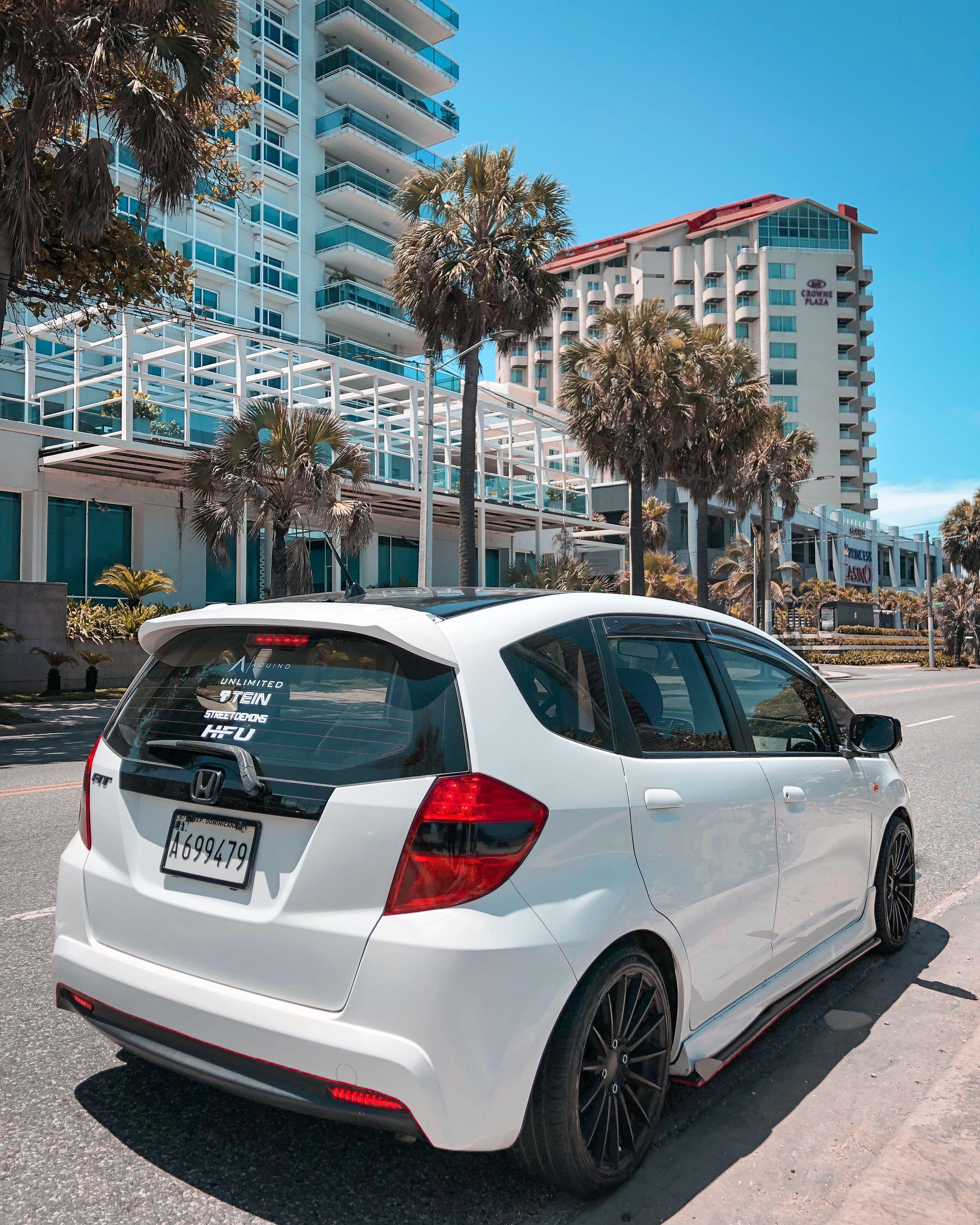 Honda Fit Tuning In 2020 Honda Fit Honda Bmw Car