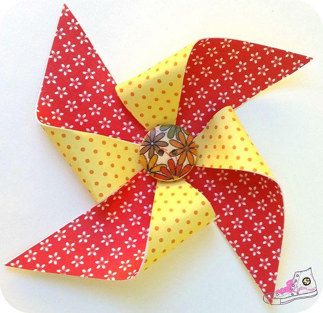 Empaquetado bonito con Origami